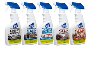 LIFT OFF Dirt & Stain Removers