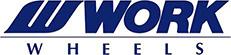 Logo Work Wheels Japan